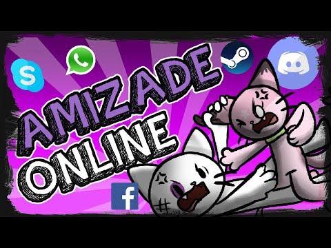 Amizade Online (Animação)