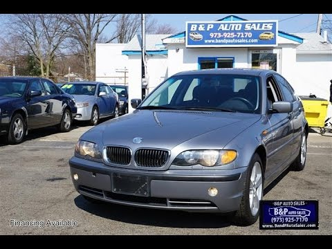 2004 bmw 3 series 330xi sedan youtube. Black Bedroom Furniture Sets. Home Design Ideas