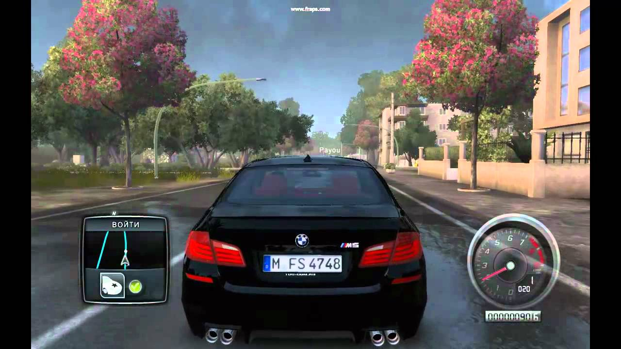 Test drive unlimited 2 bmw m5 f10 mod youtube
