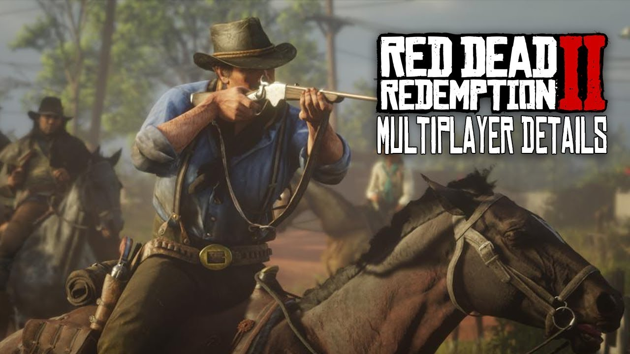 Red Dead Redemption 2 | Confirmed Multiplayer Details, Discussion & More