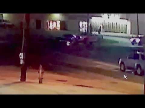 A shooting on a Marrero street, a chase and crash, then an officer's killing
