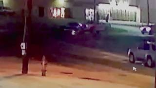 Two people apparently fighting at Marrero intersection where cop, woman were killed