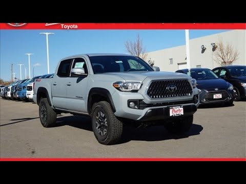 New 2019 Toyota Tacoma Pueblo CO Colorado Springs, CO #197721