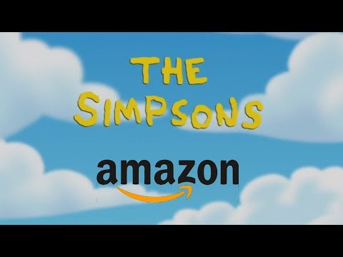 Amazon References in The Simpsons [For TV References]