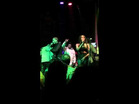 George Clinton and P-Funk - Vanish In Our Sleep (Bootsy) - New Parish 4/14