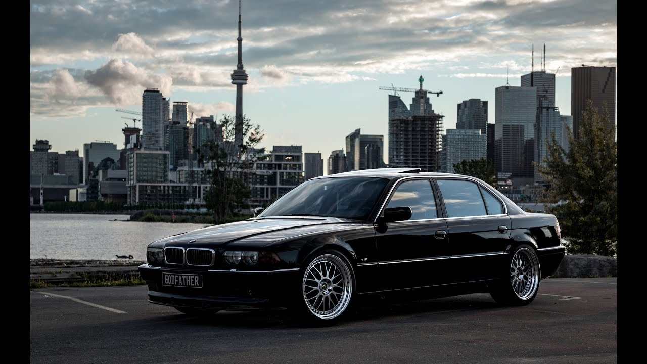 drive episode 1 the godfather 1995 bmw e38 750il. Black Bedroom Furniture Sets. Home Design Ideas
