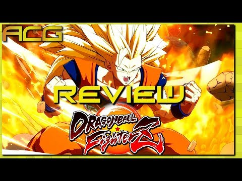 """Dragon Ball FighterZ Review """"Buy, Wait for Sale, Rent, Never Touch?"""""""