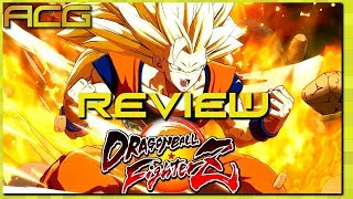 "Dragon Ball FighterZ Review ""Buy, Wait for Sale, Rent, Never Touch?"""