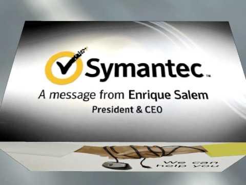 Symantec Enrique Salem