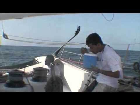 Oman Sail Offshore Training Salalah To muscat