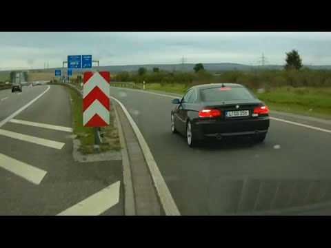 🔴 Autobahn War 2016 [Road Rage Germany]