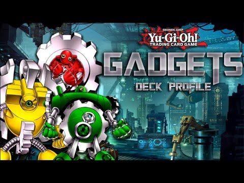 Yugioh Gadget Deck Profile (August 2015)