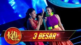 Video MANTAP BGT! Penampilan Eri Susan Feat Evi Masamba [GERIMIS MELANDA HATI] - Final 3 Besar KDI (17/9) download MP3, 3GP, MP4, WEBM, AVI, FLV September 2018