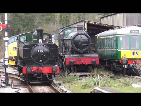 South Devon Railway 08/04/18