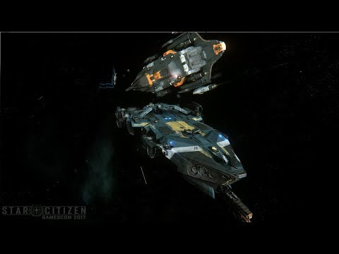 Star Citizen | GamesCom 2017 Gameplay Demo