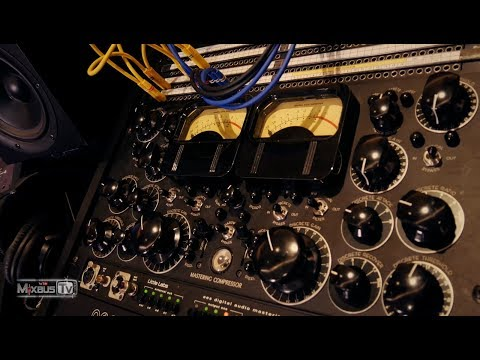 MixbusTV Studio Tour Episode 2 Question de son Recording Mixing Mastering Studio