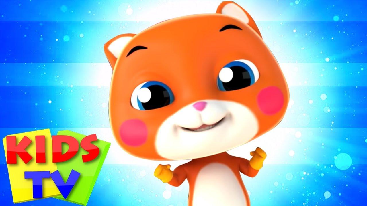 Tiga Anak Kucing Kecil | Kartun untuk anak | Video edukasi anak | Kids Tv Indonesia | Bayi Sajak