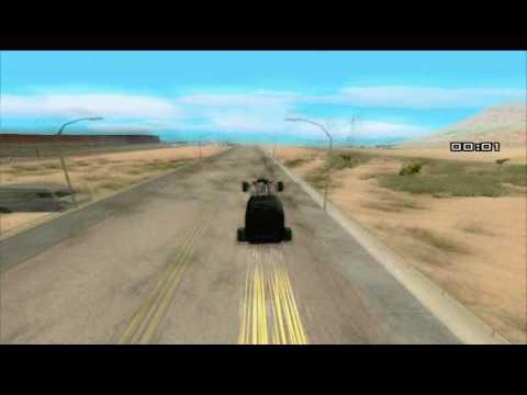 GTA San Andreas Drag 14 mile