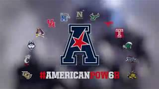 2018-19 American Athletic Conference PSA