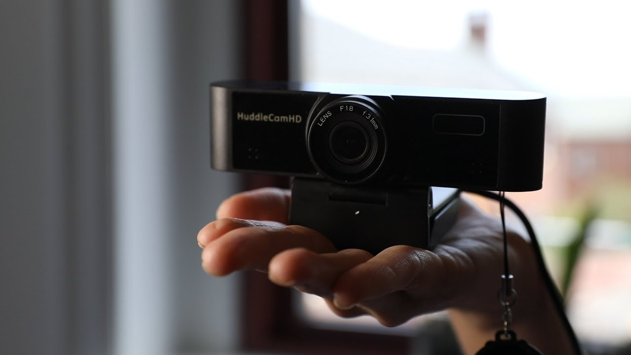 HuddleCamHD Webcam 94   New Product