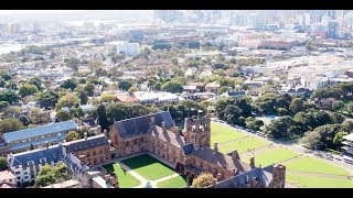 Start your journey at the University of Sydney
