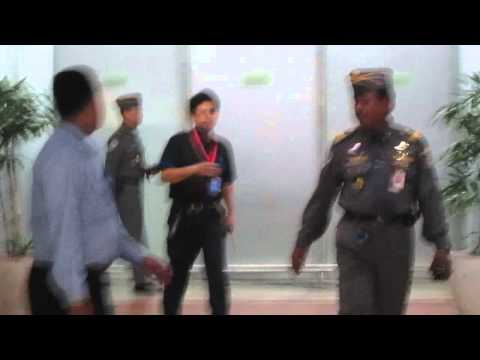 kedatangan Lee MinHo ke Indonesia at bandara Soekarno-Hatta
