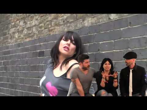 'I LIKE THAT'  making of the video OFFICIAL Static Revenger, Luciana, Richard Vission