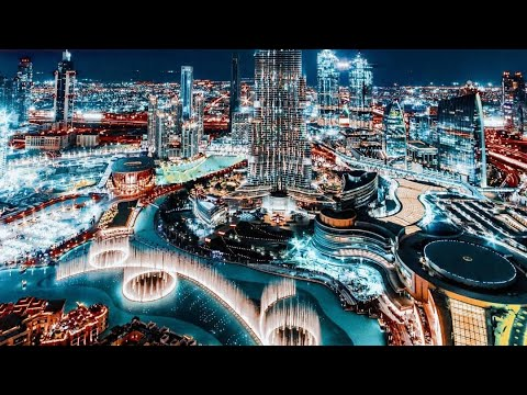 Dubai Fountain Full HD (Arabic Song)