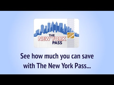 New York Pass - 20% Discount Code at the end