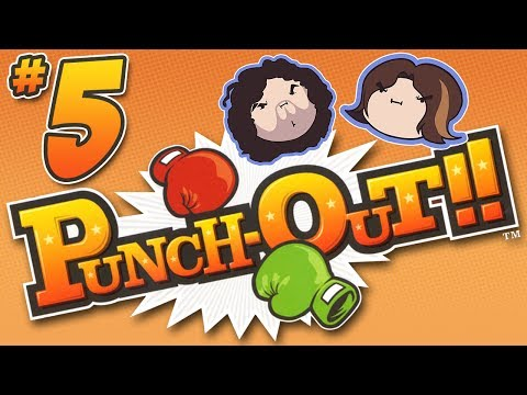 PunchOut!!: The Punch of Love  PART 5  Game Grumps
