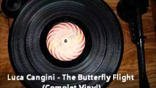 Luca Cangini - The Butterfly Flight (Complet Vinyl)