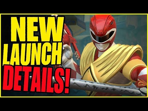 Power Rangers Battle For The Grid Launch INFO + NEW Season Pass ONE Details!