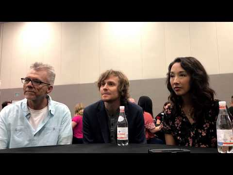 Jeffrey Bell, Jed Whedon, & Maurissa Tancharoen discuss Agents of Shield at Wondercon '18
