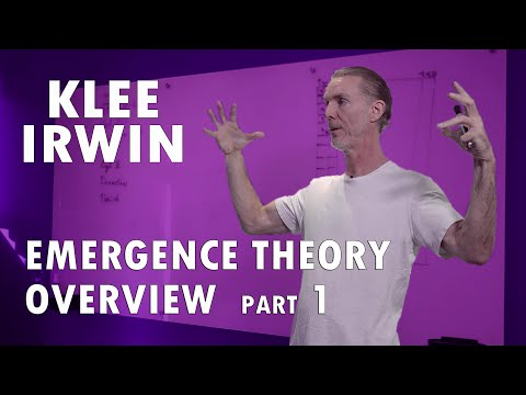 Klee Irwin - Emergence Theory Overview - Part 1 Of 6