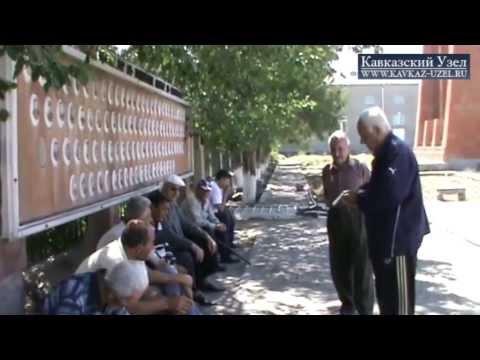 Град уничтожил урожай (Армения)