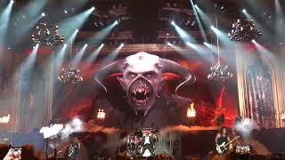 Iron Maiden - Iron Maiden Live @ AccorHotels Arena Paris 5.7.2018