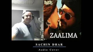 zaalima   raees   sachin dhar studio cover   arijit singh   harshdeep kaur   jam8