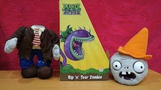 Самая дорогая игрушка: Зомби с конусом / Растения против Зомби (обзор)