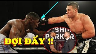Anthony Joshua TỰ TIN hạ Knock out Joseph Parker trong trận SIÊU KINH ĐIỂN Quyền Anh