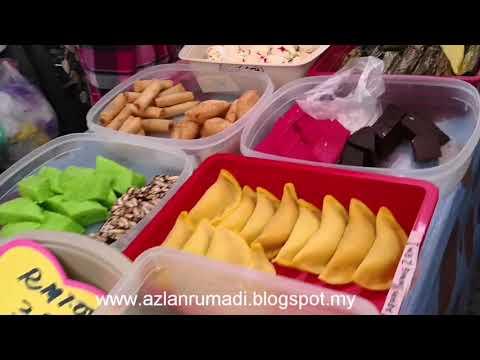 BAZAAR RAMADHAN 2018 / 1439H - BANDAR BARU SAMARIANG,PETRAJAYA, KUCHING, SARAWAK