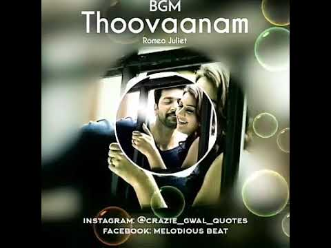 Thoovaanam song