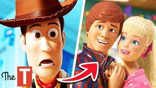 The Real Reason Why Ken Isn't In Toy Story 4