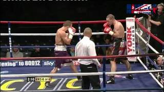 RICK GODDINS v VINNIE WOOLFORD