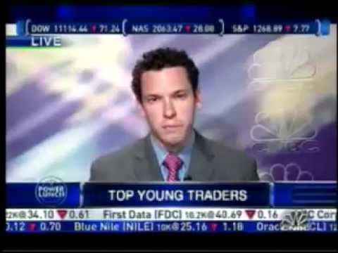 Tim Sykes And The Best Young Traders on CNBC