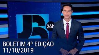 Bolsonaro notifica PSL a apresentar as contas dos últimos cinco anos