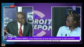 DROIT DE RÉPONSE EQUINOXE TV DU 29 AVRIL 2018