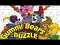 Disney Puzzle Game Adventures of the Gummi Bears Rompecabezas