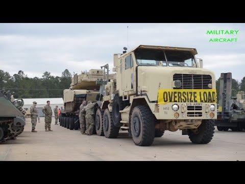 Pentagon Sends Surplus Tanks to Morocco
