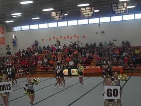 Poquoson High School Competition Team Sept 12 2012 at Tabb High school