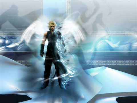 crisis core one winged angel mp3